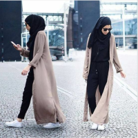 INSPIRATIONS FOR CLASSY HIJAB FASHION