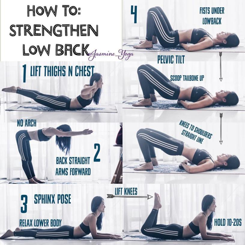 How To Strengthen Your Low Back With Yoga Pose Mamatrendy Blog