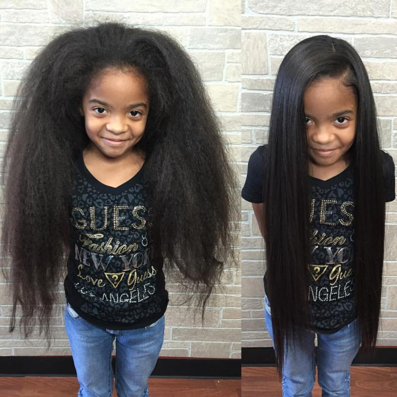Your African Hair Can Grow As Long As You Want It Too
